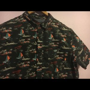 Retro Hawaiian shirt